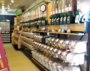 Whether you're looking for grains, snacks, flours, or nut butters, we've got you covered!