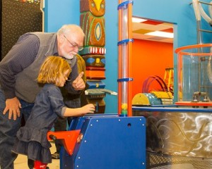 The Discovery Museum is a great place to learn and play!